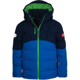 TROLLKIDS Gryllefjord Jacket Kids, azul